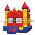 castillo inflable, castillos hinchables inflables precio china F1014