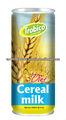 la dieta de cereales de beber leche