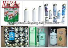 gaz réfrigérant r134a avec 99,99 % de pureté