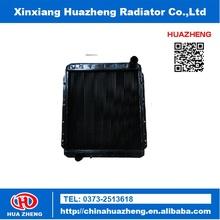 de cobre del radiador para maquinaria de ingeniería