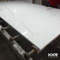 kkr 2cm quartzo marrom lajes de pedra de quartzo folha