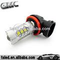 80w de alta potencia h11 h9 h8 9005 9006 del coche del led de luz led de señal de lámparas