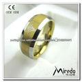a moda de tungstênio anéis maçônicos faixas exclusivas em ouro