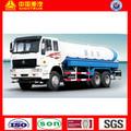 Sinotruk howo camión cisterna de agua, rociador de agua de camiones
