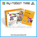 mi tiempo robot historia de plástico diy kit de robótica