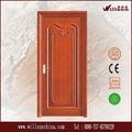 Individual de madera interior de la teca entrada de la puerta principal diseños