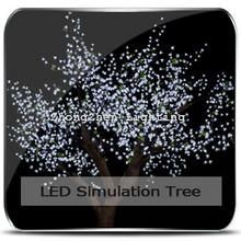 nuevo producto led de cerezo de simulación de deco de vacaciones del árbol