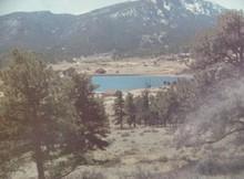 14.42 acres de tierra en el parque estes colorado!