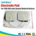 Para uma unidade de tens/máquina terapia sm110 bbp fisioterapia eletrodo pad