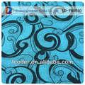 fujian fábrica de la venta de alta calidad del cordón suizo gasa tela con un diseño único