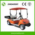 aprobado por la ce venta caliente baratos los precios carrito de golf eléctrico