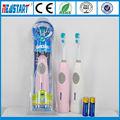 Duplo Cabeça Escova de dentes elétrica