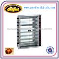 8 capas de gas asadores de pollo/de gas asadores de pollo horno