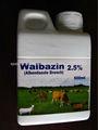 los medicamentos contra la coccidiosis,2,5% Albendazol Suspensión,productos veterinarios,vermífugo veterinaria