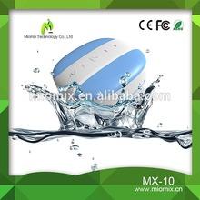 productos electrónicos de altavoces a prueba de agua