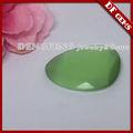 Pear Cut Decorative Gems Flat Back Cat Eye