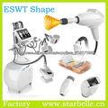 2013 eswt velashape celulite corpo redução e rf slimming máquina