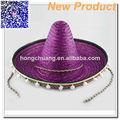 llanura de paja sombrero de charro mexicano sombreros