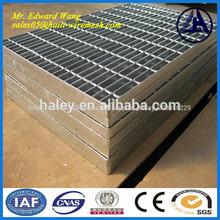 Por inmersión en caliente de acero galvanizado rejilla proveedor( anping fábrica)