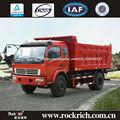Buena calidad barato Nueva 10 ton camión volquete