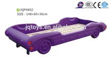 2014 nuevo tipo de plástico tipo de coche cama de los niños