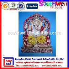 fábrica al por mayor del polyresin hindú religiosas estatuas de dios