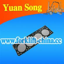 11044-fu400 junta de la culata( de metal) para k21/k25 carretilla elevadora nissan