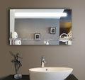 cuarto de baño espejo de aumento con luz