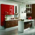 Diseño de moda para gabinete de cocina de alta calidad