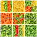congelado iqf frutas y vegtables