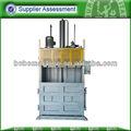 residuos de papel prensa compresor