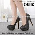 las mujeres zapatos sexy zapatos al por mayor de china pf3104 precio
