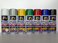300g f1 marca de pintura de aerosol 450ml