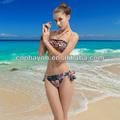 <OEM Service >2014 quente sexy biquíni jovem menina swimwear fotos, elegante e clássico de biquíni