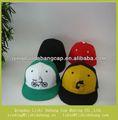 personalizado 2013 australiano de moda bebé bordado patrón del sombrero