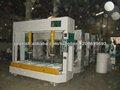 máquina hidráulica de prensado en frío