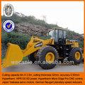 Moteur cat, boîte de vitesses zf, big pp968t-iii chargeuse sur pneus