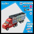 2014 chico nuevo con juguetes mini 6 baratos de coches de juguete de plástico camiones