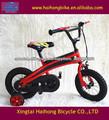 Venta de cuatro ruedas de la bicicleta / bicicleta de chico caliente con tipo fashional aprobó la norma ISO 9001