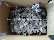 qingdao 6245 wrougt hierro hojas estampadas