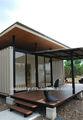 moderna casa de playa / vacaciones en la playa de contenedores casa / vacaciones / vacaciones casa