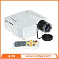 mini proyector lcd para pc/dvd/tv/teléfono móvil/portátil/tablet pc/con hdmi/vga/av/usb/los puertos sd es-tyy28-ts