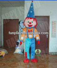 hi ce de alta calidad de payaso traje de la mascota