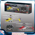 Hélice de control de infrarrojos avión helicóptero del rc 2015 juguetes voladores 3.5Channel con giroscopio GW-TMJ807