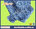hilados de algodón teñido de tela de mezclilla índigo tela para las camisas y blusas