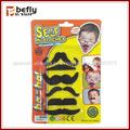 venta a los niños bigote falso para niño juguete de la fiesta
