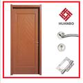 Puertas populares diseño mdf de madera para habitación