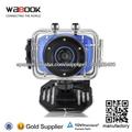 reproductor multimedia cámara de acción hd dv deporte extremo