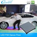Pista de baile de video LED