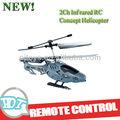 2ch infrarrojos rc helicóptero de concepto